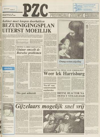 Provinciale Zeeuwse Courant 1980-02-12