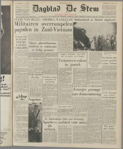 de Stem 1963-08-22