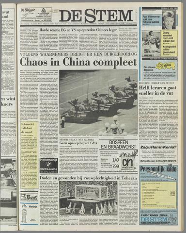 de Stem 1989-06-06