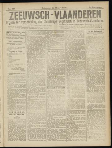Luctor et Emergo. Antirevolutionair nieuws- en advertentieblad voor Zeeland / Zeeuwsch-Vlaanderen. Orgaan ter verspreiding van de christelijke beginselen in Zeeuwsch-Vlaanderen 1920-03-20