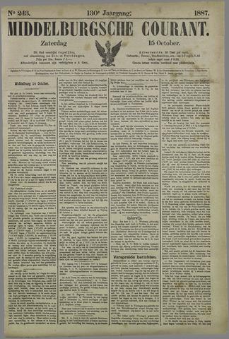 Middelburgsche Courant 1887-10-15