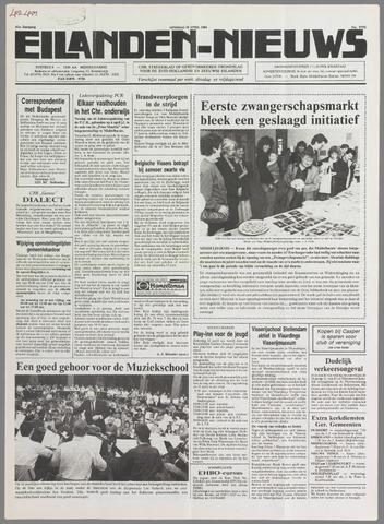 Eilanden-nieuws. Christelijk streekblad op gereformeerde grondslag 1989-04-18