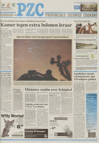 Provinciale Zeeuwse Courant 1998-11-18