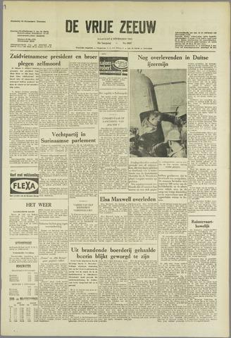 de Vrije Zeeuw 1963-11-04