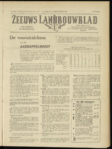 Zeeuwsch landbouwblad ... ZLM land- en tuinbouwblad 1960-09-10