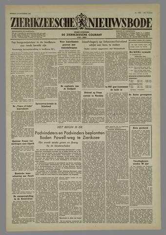 Zierikzeesche Nieuwsbode 1955-11-29