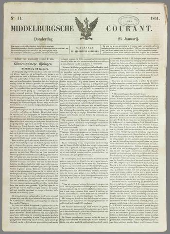 Middelburgsche Courant 1861-01-24