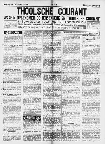 Ierseksche en Thoolsche Courant 1942-12-04