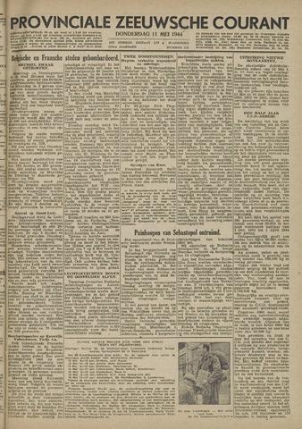 Provinciale Zeeuwse Courant 1944-05-11