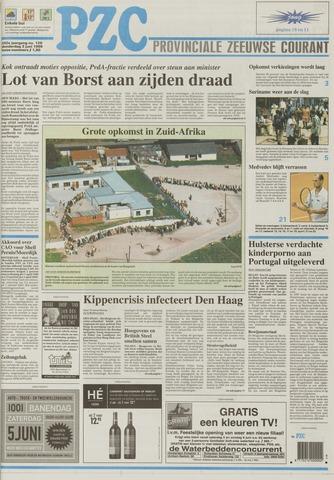 Provinciale Zeeuwse Courant 1999-06-03