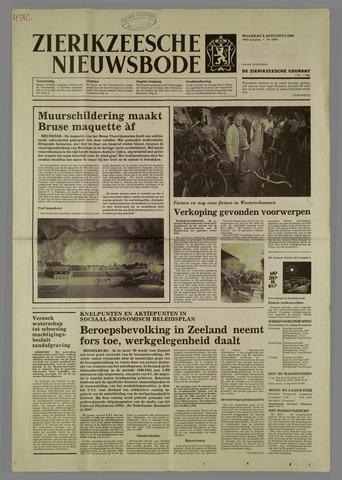 Zierikzeesche Nieuwsbode 1984-08-06