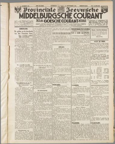 Middelburgsche Courant 1936-09-26