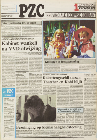 Provinciale Zeeuwse Courant 1989-05-01