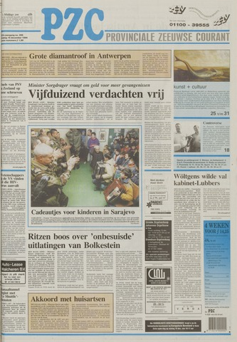 Provinciale Zeeuwse Courant 1994-12-16