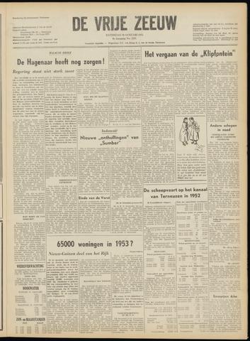 de Vrije Zeeuw 1953-01-10