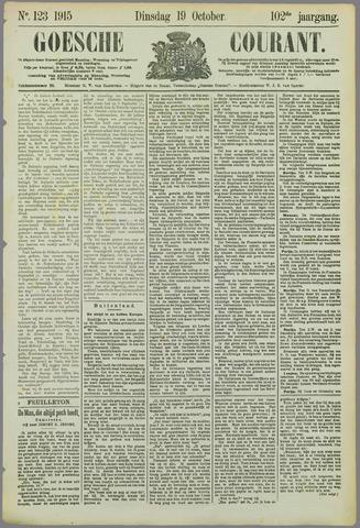 Goessche Courant 1915-10-19