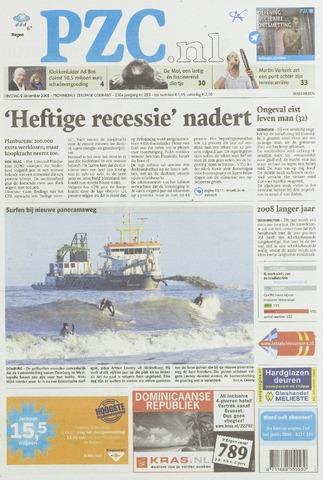 Provinciale Zeeuwse Courant 2008-12-09