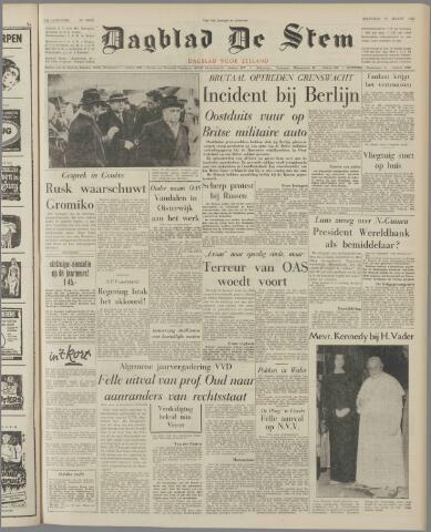 de Stem 1962-03-12