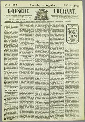 Goessche Courant 1912-08-15