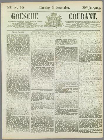 Goessche Courant 1893-11-14