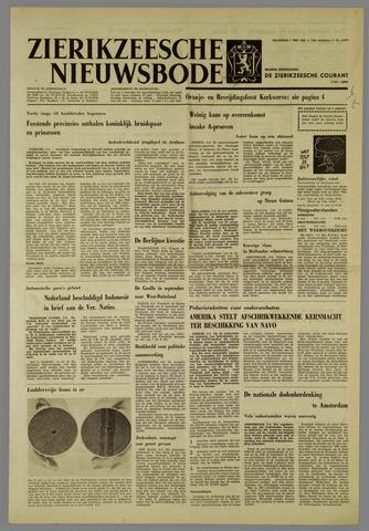 Zierikzeesche Nieuwsbode 1962-05-07