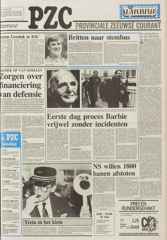 Provinciale Zeeuwse Courant 1987-05-12