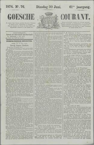 Goessche Courant 1874-06-30