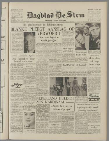 de Stem 1960-04-11