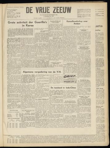 de Vrije Zeeuw 1950-11-20