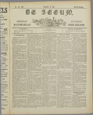 De Zeeuw. Christelijk-historisch nieuwsblad voor Zeeland 1898-05-26