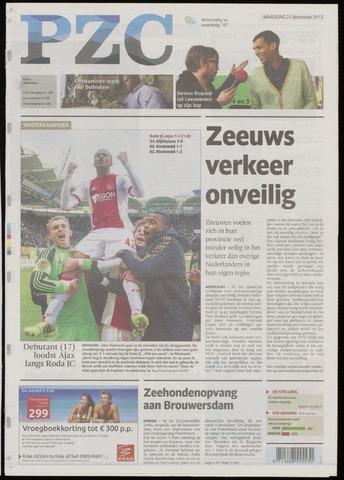 Provinciale Zeeuwse Courant 2013-12-23