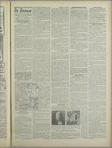 De Zeeuw. Christelijk-historisch nieuwsblad voor Zeeland 1944-09-02
