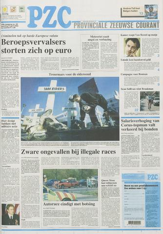 Provinciale Zeeuwse Courant 2002-04-08