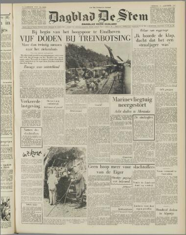 de Stem 1957-08-13