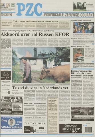 Provinciale Zeeuwse Courant 1999-06-19