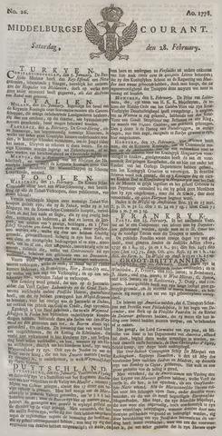 Middelburgsche Courant 1778-02-28