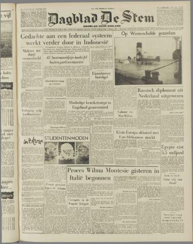 de Stem 1957-01-22