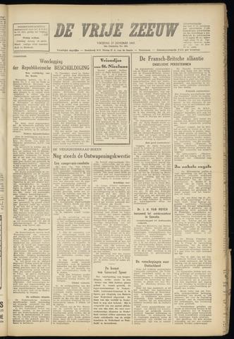 de Vrije Zeeuw 1947-01-17