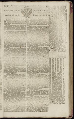 Middelburgsche Courant 1795-01-15