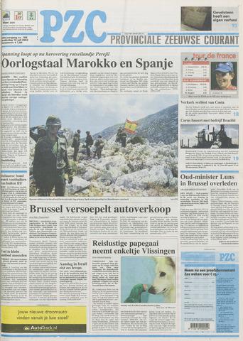 Provinciale Zeeuwse Courant 2002-07-18