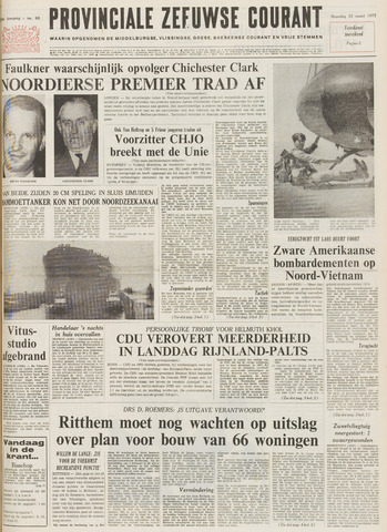 Provinciale Zeeuwse Courant 1971-03-22
