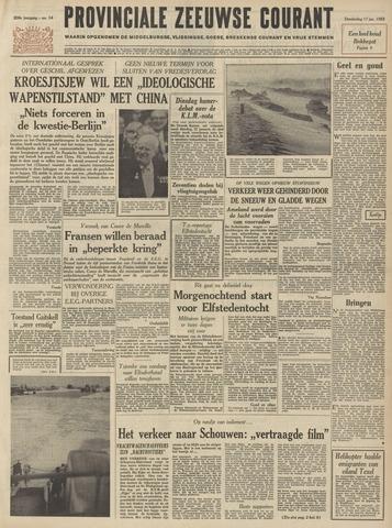 Provinciale Zeeuwse Courant 1963-01-17