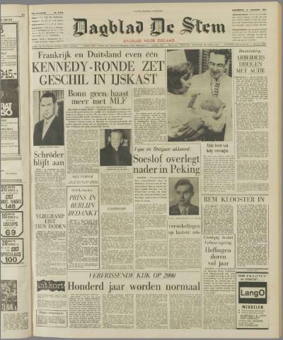 de Stem 1964-11-12