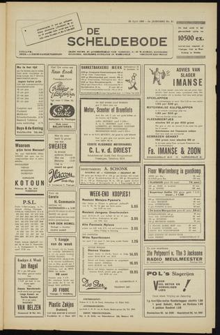 Scheldebode 1955-04-22