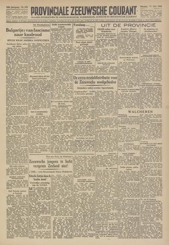Provinciale Zeeuwse Courant 1946-10-29
