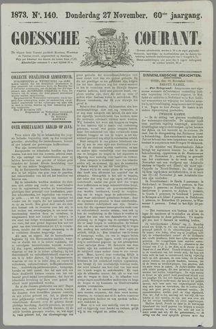 Goessche Courant 1873-11-27