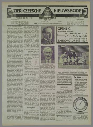 Zierikzeesche Nieuwsbode 1937-05-28