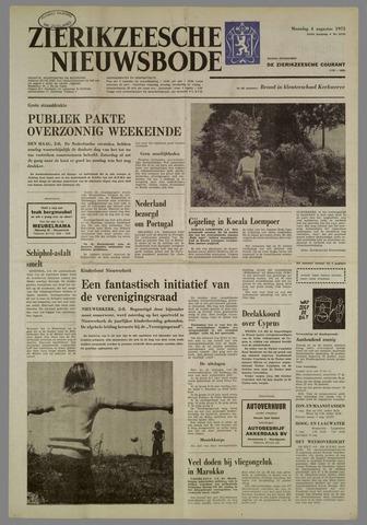 Zierikzeesche Nieuwsbode 1975-08-04