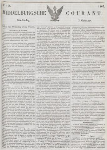 Middelburgsche Courant 1867-10-03