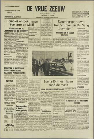 de Vrije Zeeuw 1966-04-04